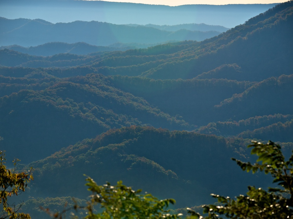 Southwest Virginia Mountains