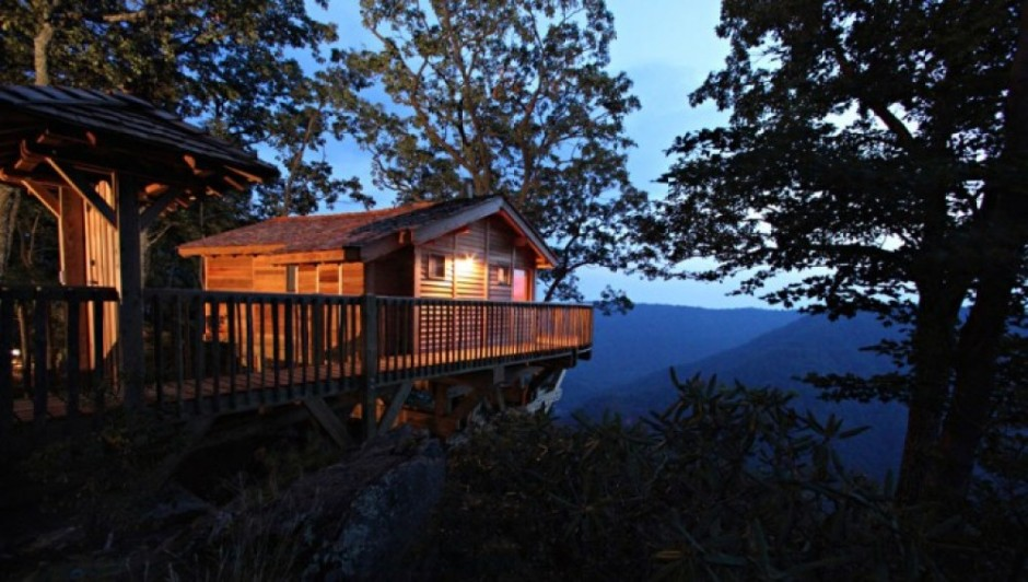 Primland Golden Eagle Treehouse, Patrick County, Virginia