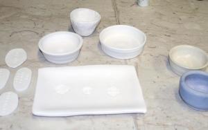 Karen Quina-Doyle's pottery